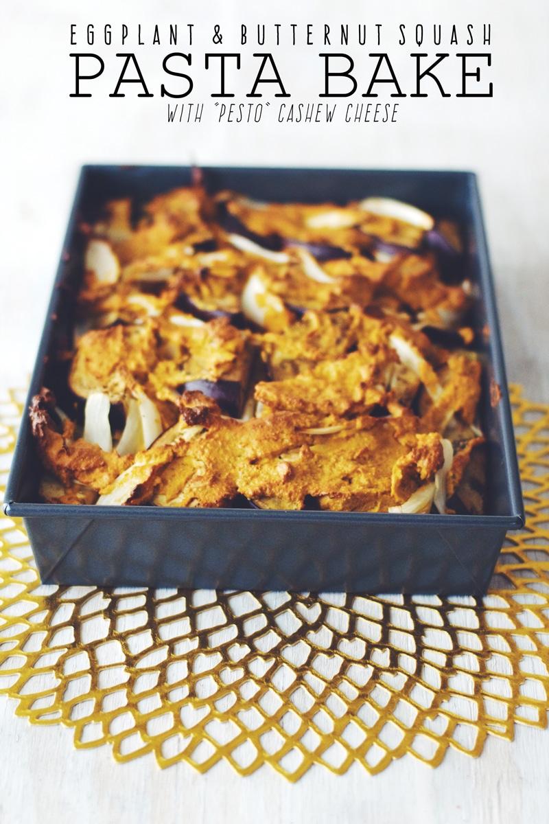 pasta bake greek lamb and eggplant pasta bake recipe myfoodbook easy ...