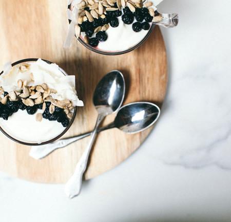 overnight oats parfait
