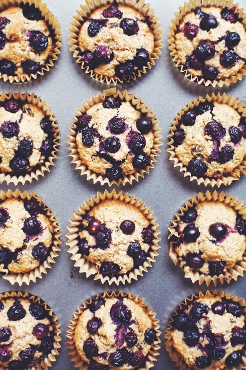 30 Blueberry Recipes that will BLOW YOUR MIND.   Brewing Happiness